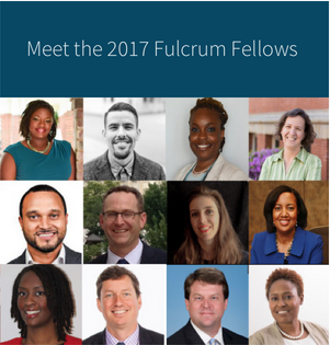 Meet Fulcrum Fellows
